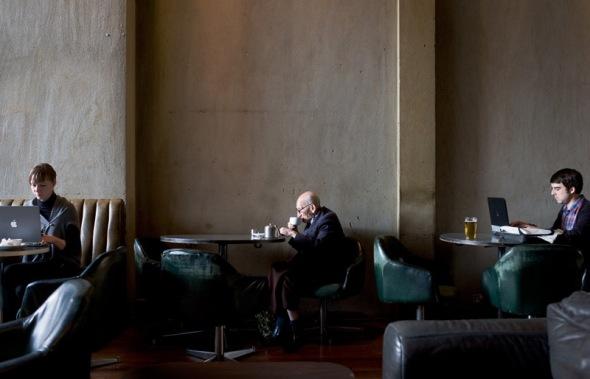 cafe (c) Martin Usborne