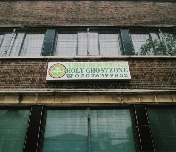 Holy ghost Zone