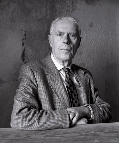 Anthony Powell, Somerset, 1984