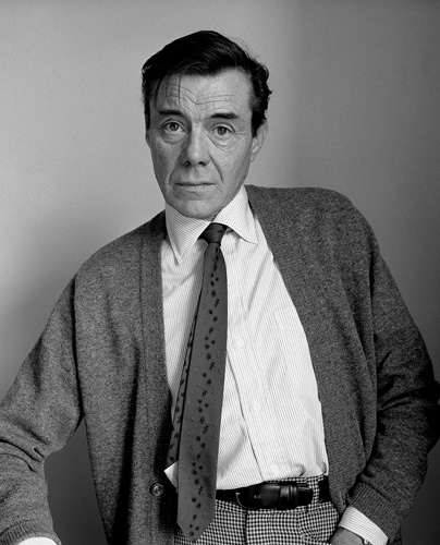 Dirk Bogarde, London, 1981