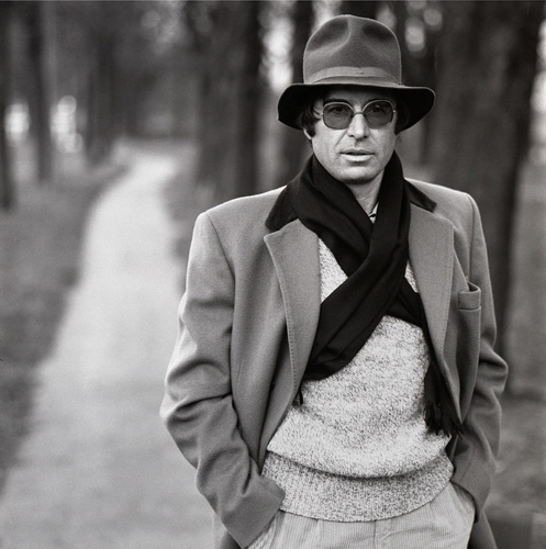 Paul Theroux, London, 1974