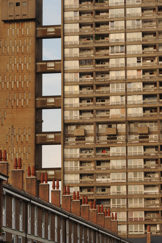 Balfron tower, Poplar, London, 2014