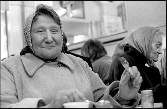 Pie & Mash shop, Brixton, London, 1988