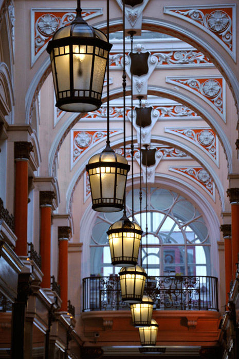 Albermarle Arcade, Mayfair, london, 2010