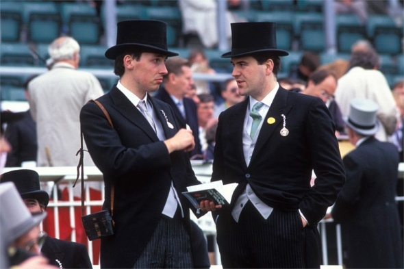Derby Day, Epsom, UK, 1991