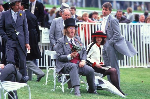 Derby Day, Epsom, UK, 1991