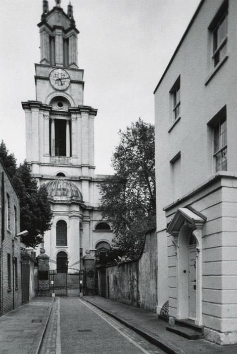 St Anne's Limhouse, London, 2010