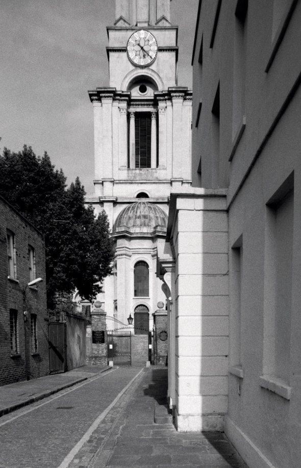 St. Anne's Limehouse